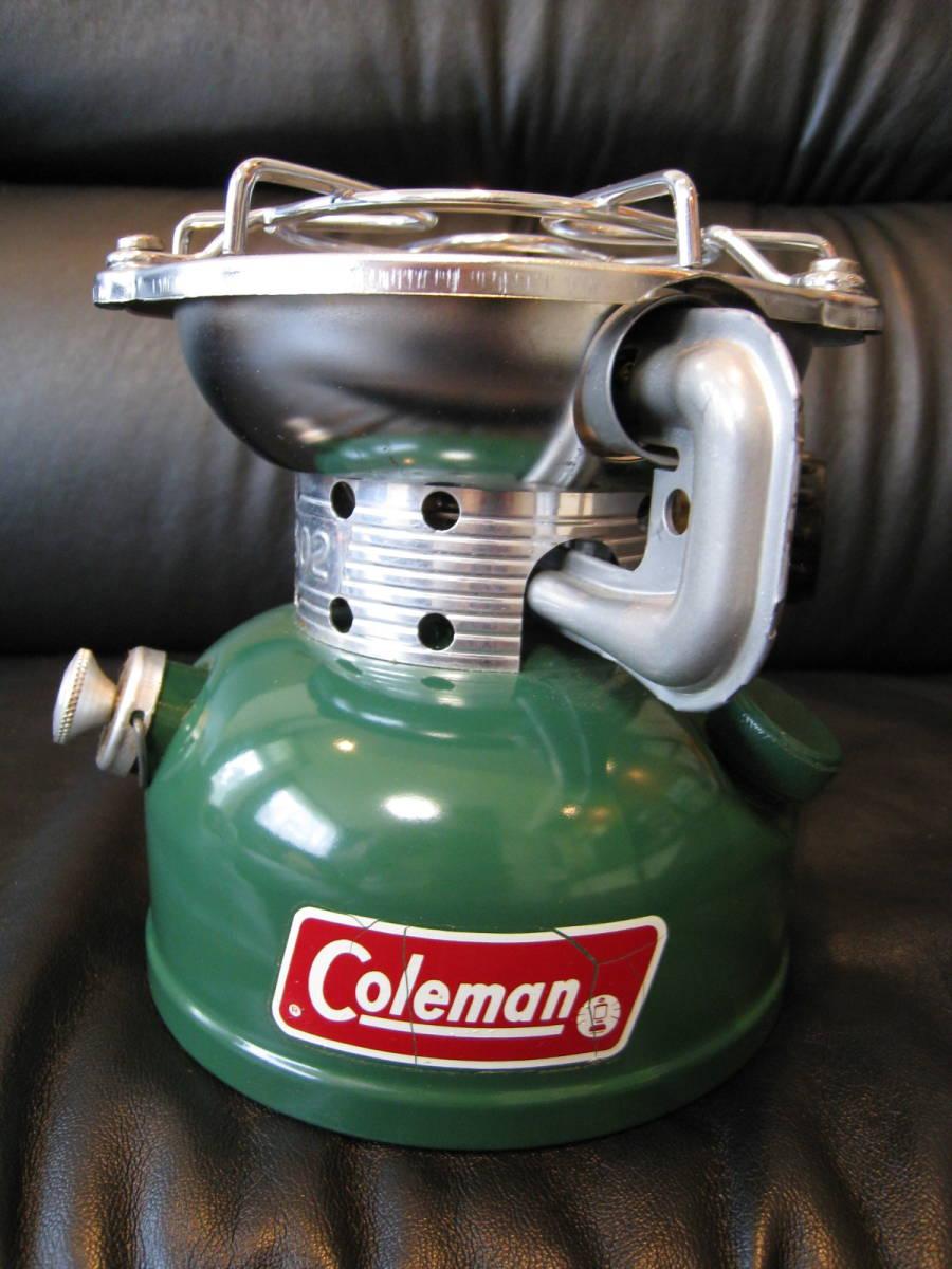 **Coleman 502-700 Sportster Stove コールマン スポーツスター ストーブ 1983年2月製造 未使用新品元箱入り**_画像2