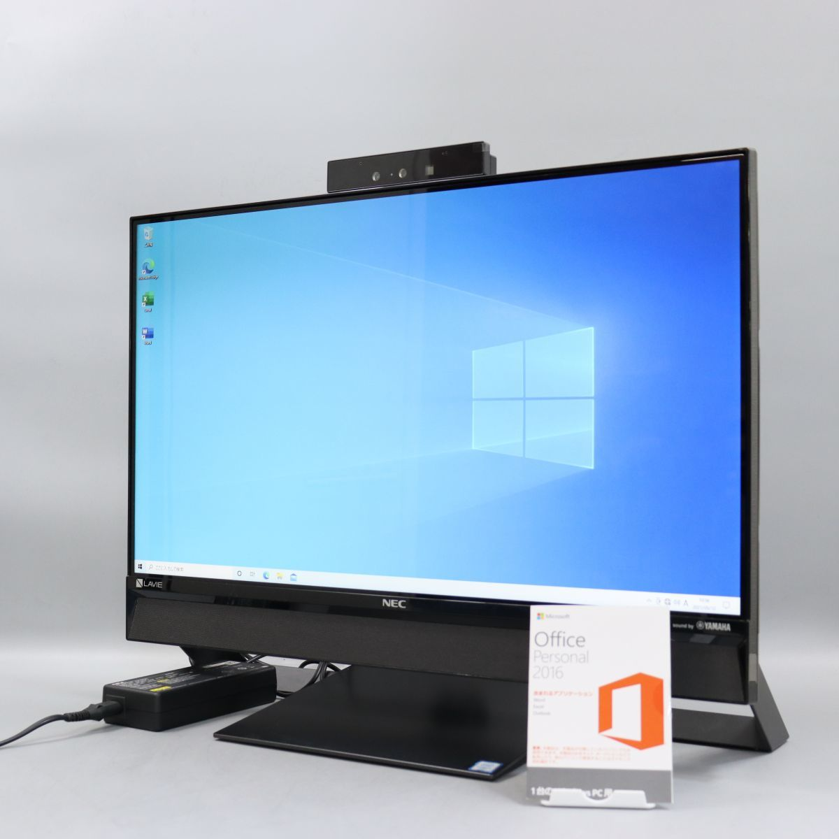 1円スタート 第6世代 i7 搭載 NEC LAVIE DA970/EAB (CPU:Core i7-6567U/メモリ:8GB/HDD3TB/Win10 Home/Office Personal 2016)