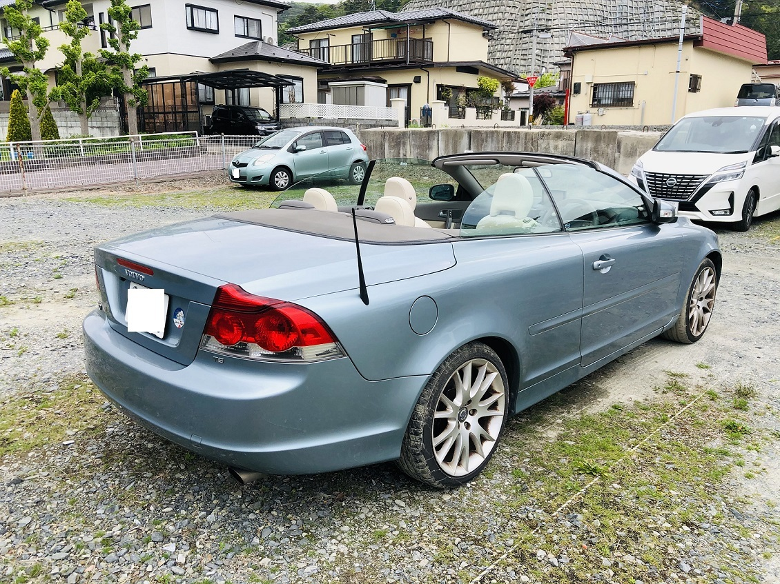 Volvo C70 T-5 turbo * Dyna u Dio audio *HDD navigation attaching private exhibition