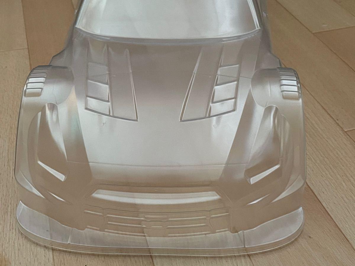 送料無料 タミヤ 1/10 MOTUL AUTECH GT-R 未塗装 ボディー