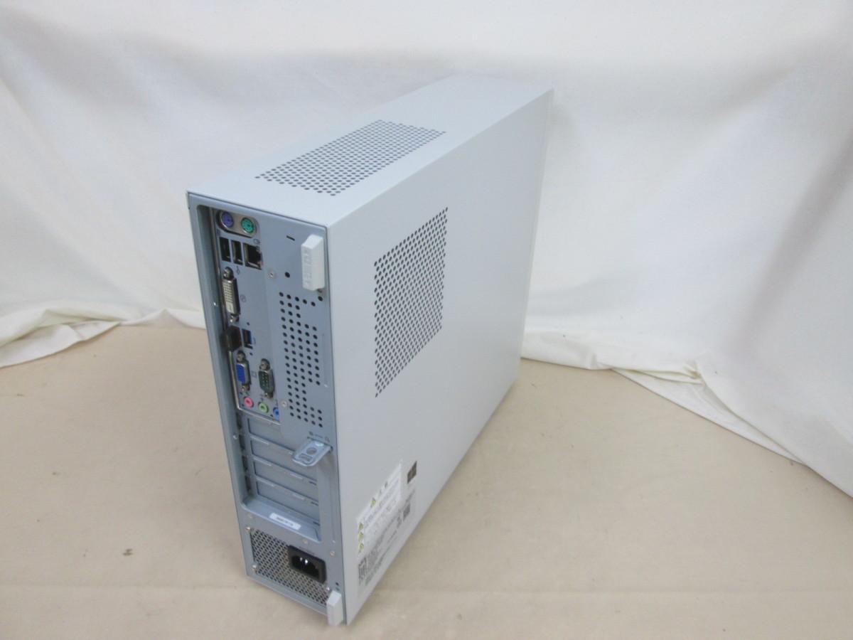 NEC Mate MJ19E/L-G PC-MJ19ELVZ1BSG Celeron G465 1.9GHz 4GB 250GB DVD作成 Win10 64bit Office USB3.0 Wi-Fi [79261]_画像2