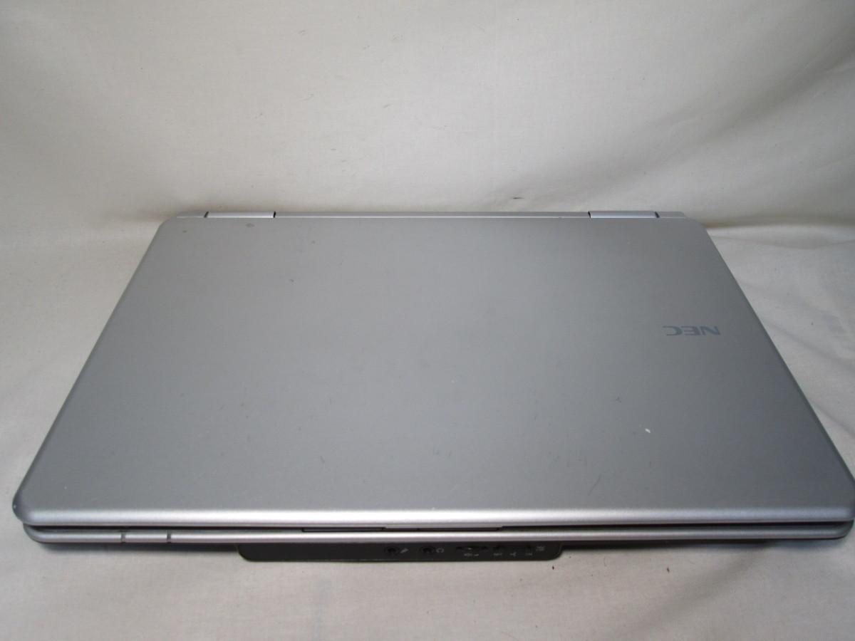 NEC VersaPro VK26MD-B PC-VK26MDZRB Core i5 560M 2.66GHz 4GB 500GB 15インチ DVDマルチ Win10 64bit Office Wi-Fi HDMI [79310]_画像3