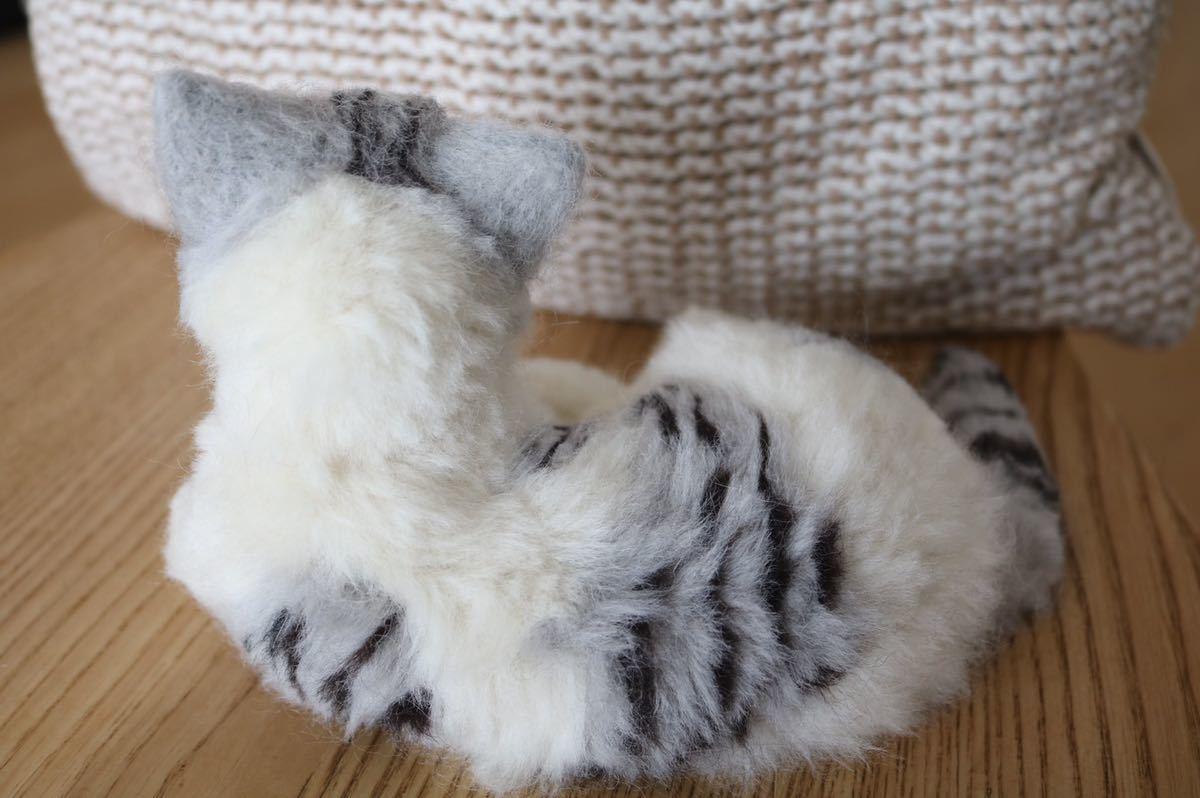 新品 羊毛フェルト ハンドメイド _画像3