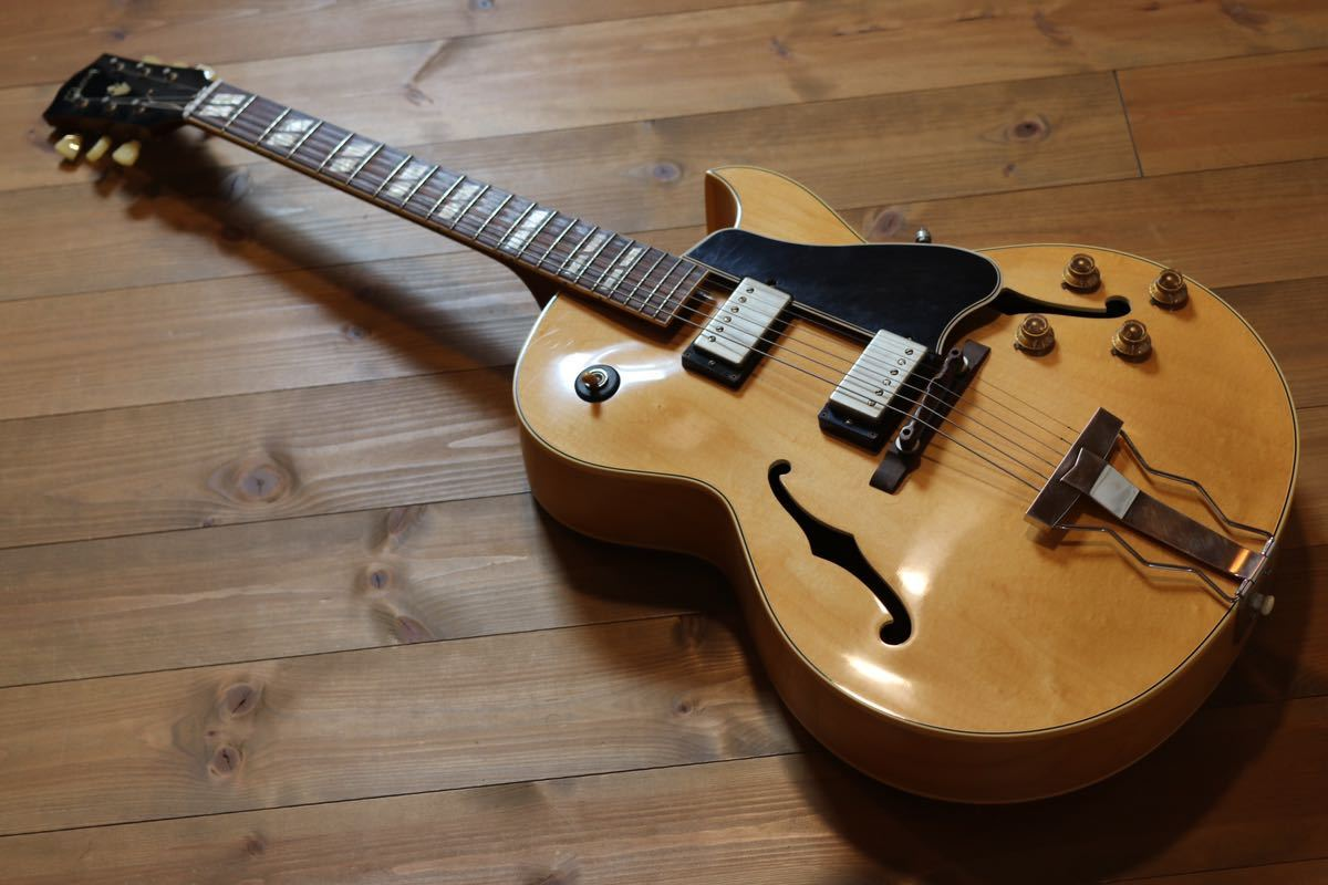 Gibson Memphis 1959 ES-175D Vintage Natural VOS