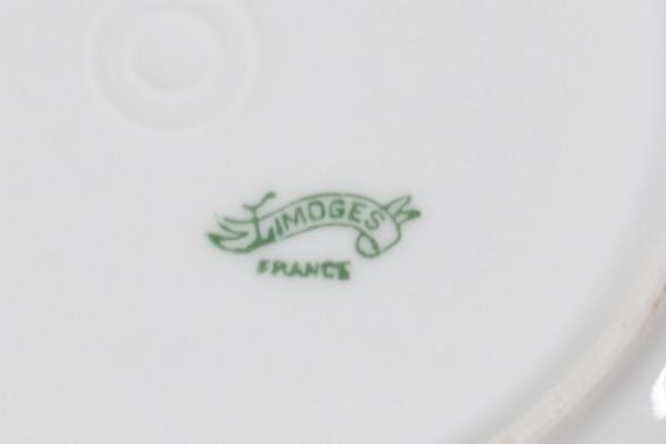 《フランスアンティーク》リモージュティーセット_画像10
