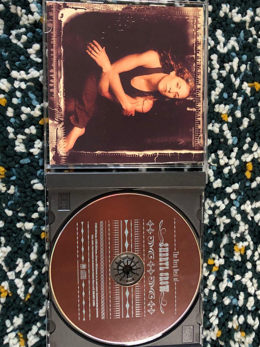【ベスト盤CD】シェリル・クロウ『ザ・ヴェリー・ベスト・オブ・シェリル・クロウ』