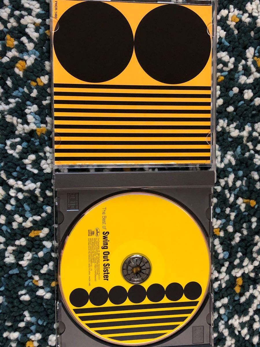 【国内盤ベストCD】スイング・アウト・シスター/ベスト・オブ・スウィング・アウト・シスター (あなたにいてほしい)