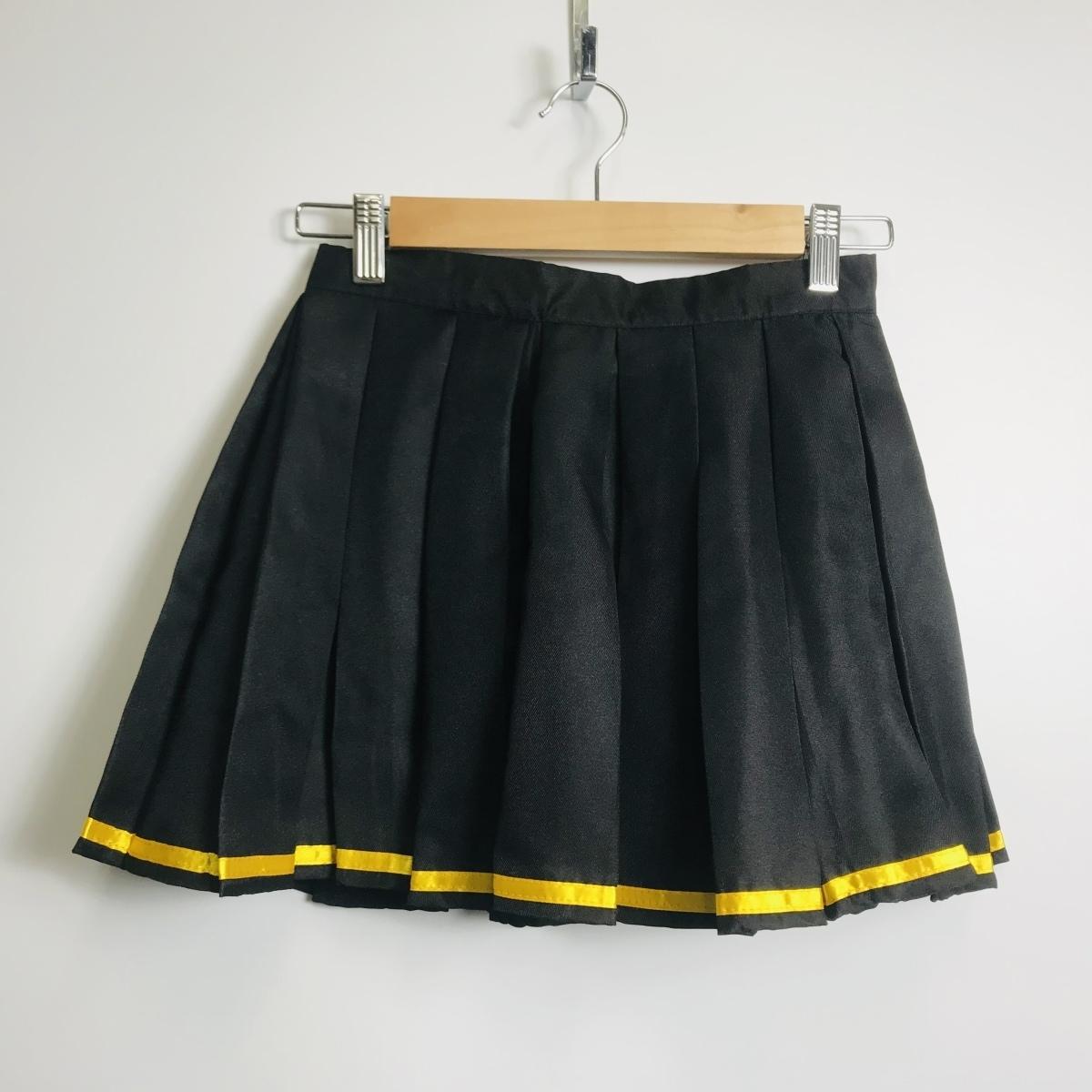コスプレ衣装 ソードアート・オンライン SAO シリカ風 女性Sサイズ ウィッグ付き_画像5