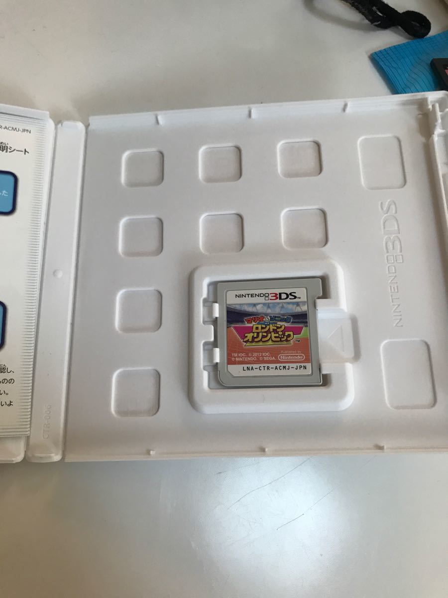 【3DS】 マリオ&ソニック AT ロンドンオリンピック