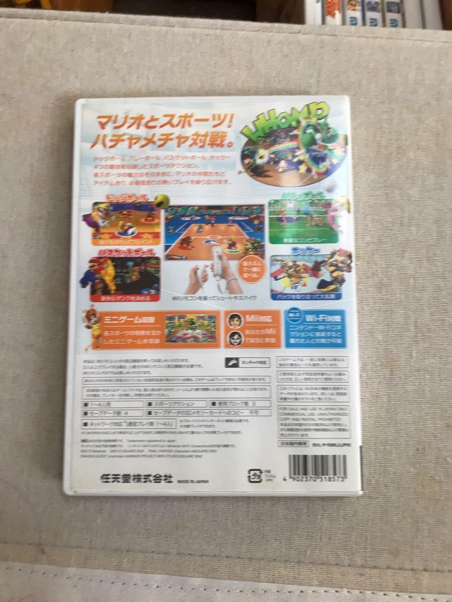 Wii マリオスポーツミックス