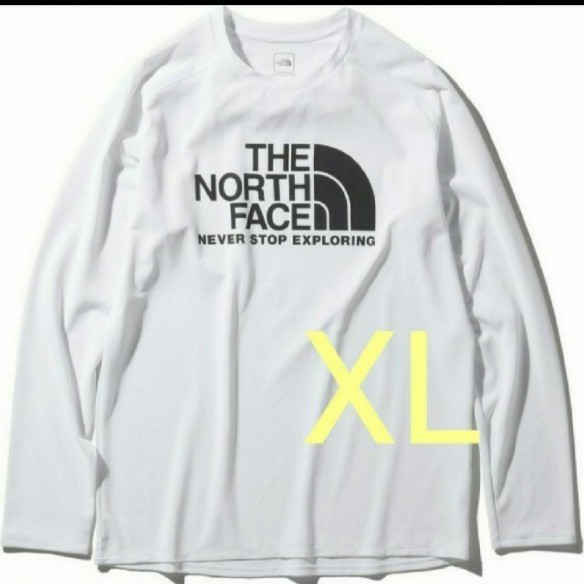 THE NORTH FACE THE NORTH FACE ノースフェイス長袖GTDロゴクルー XL