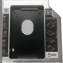 新品特価!/【PCATEC】2nd 12.7mmノートPCドライブマウンタ セカンド 光学ドライブベイ用 SATA/HEIT_画像1