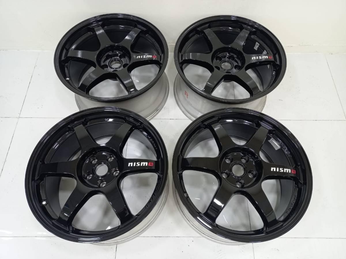 ★ 超高級品 ★ NISMO ★日産純正 R35 GTR ニスモ フMY17 RAYS 20インチ ホイール Nissan