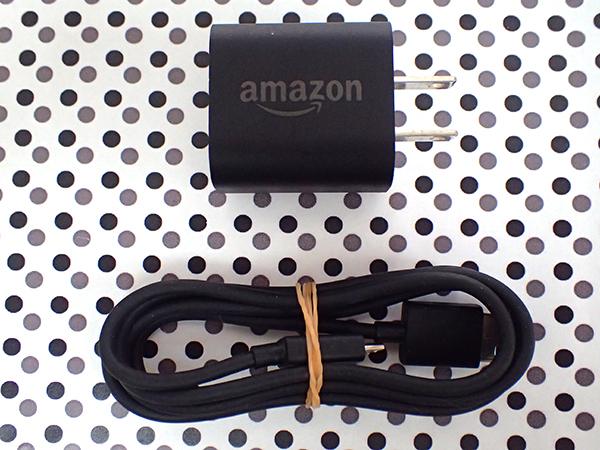 【中古 美品】Amazon Fire HD 8 第5世代 8GB ブルー SG98EG タブレット 本体 専用カバー 付属付き(LCA587-4)_画像9