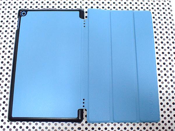 【中古 美品】Amazon Fire HD 8 第5世代 8GB ブルー SG98EG タブレット 本体 専用カバー 付属付き(LCA587-4)_画像8
