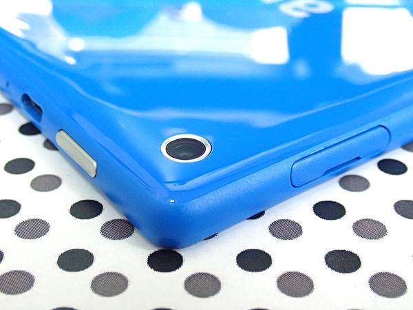 【中古 美品】Amazon Fire HD 8 第5世代 8GB ブルー SG98EG タブレット 本体 専用カバー 付属付き(LCA587-4)_画像5
