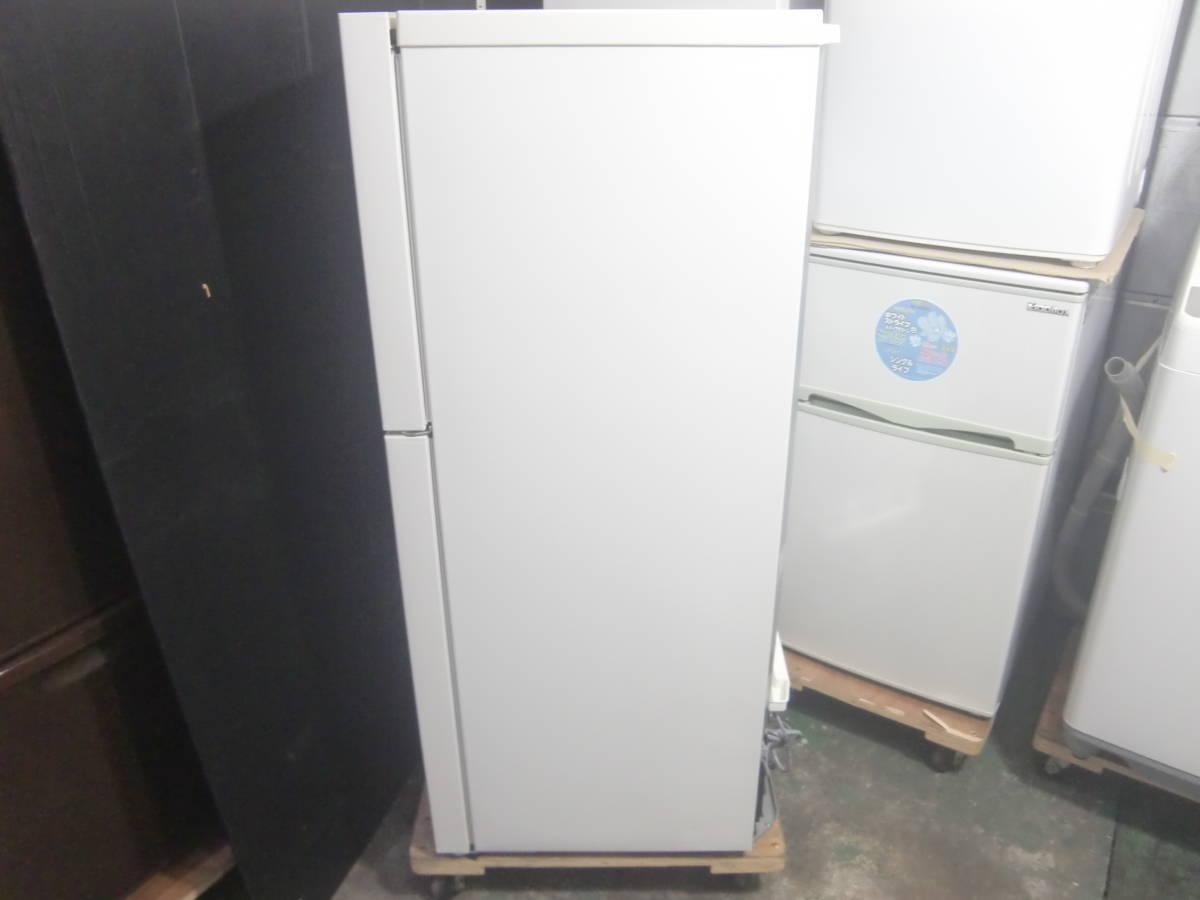 ●◇2ドア冷凍冷蔵庫 137L 無印良品 AMJ-14D 2018年製 良品 中古 小型 右開き 家電 一人暮らし用 お部屋まで搬入 送料無料 即決 1327_画像6