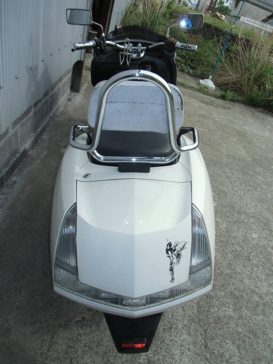 マグザム(Maxam)(SG17J)② FI車で扱いやすい! メーター距離のわりには好調! 福島発!_画像5