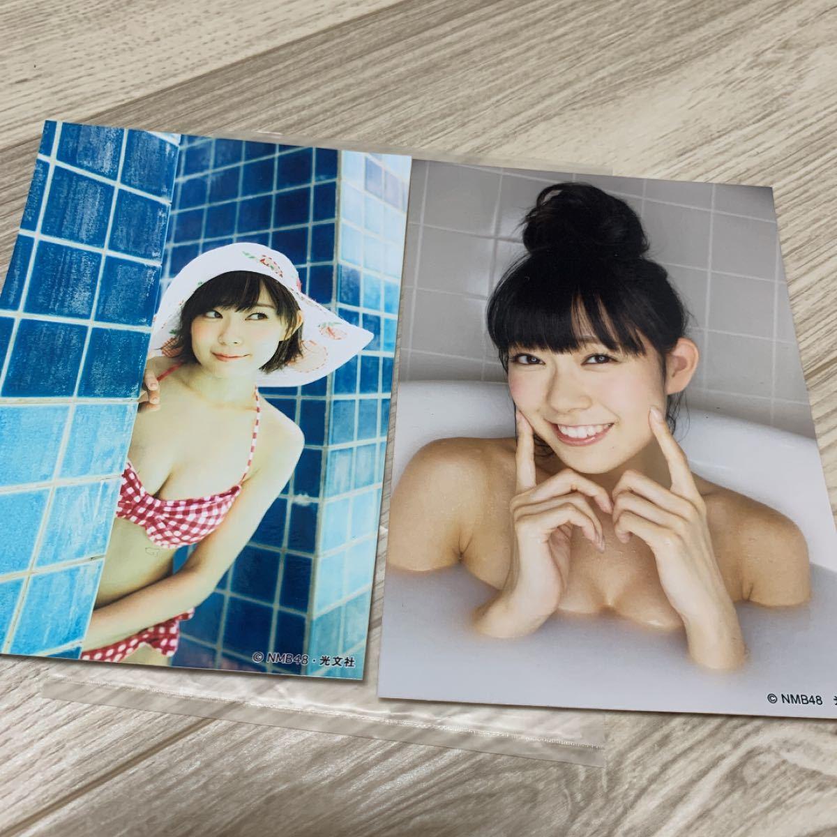 AKB48 NMB48 渡辺美優紀 生写真