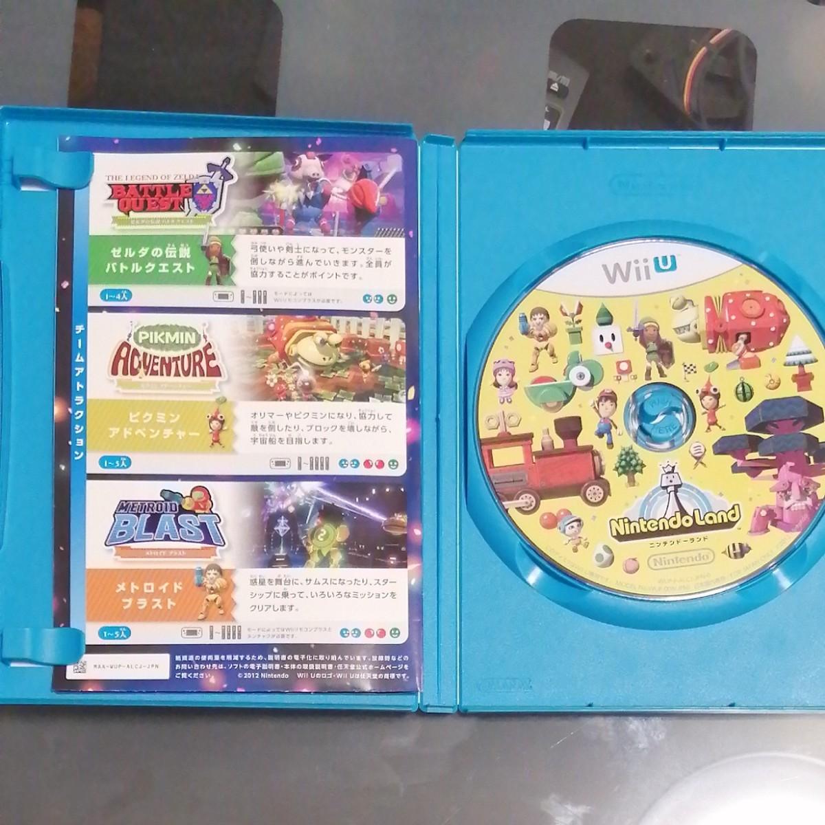 WiiU ニンテンドーランド Nintendo Land