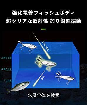 30g*5個 LDT ルアー アイアンマービー バイブレーション メタルジグ セット 遠投 必殺ヒラメ 海釣り シーバス 太刀魚_画像4