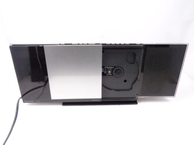 Panasonic コンパクトステレオシステム SC-HC37 中古動作品_画像3