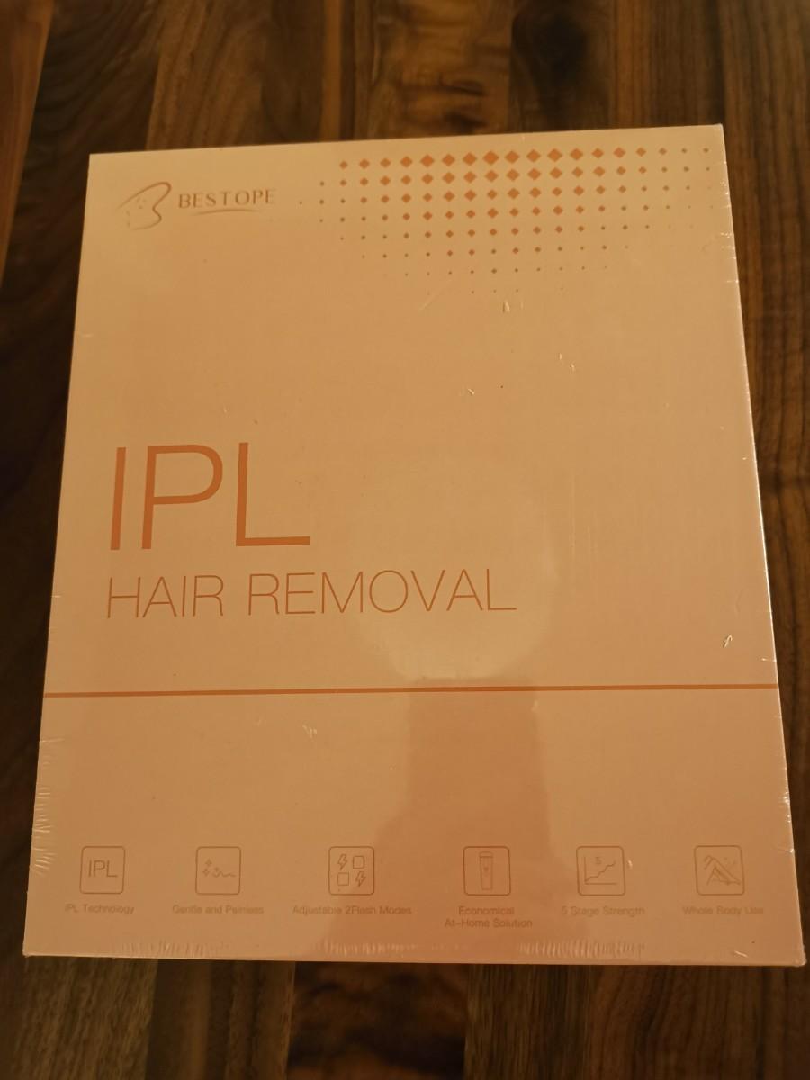 脱毛器 BESTOPE レーザー 光脱毛器 IPL技術 永久脱毛 家庭用脱毛器 99万回照射