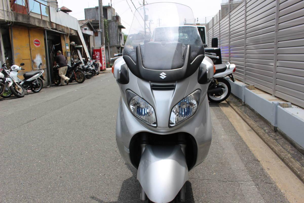 「大阪~整備済み スカイウェイブ650LX ノーマル車両 エンジン好調 即決サービス有り お引き取り、全国陸送、フェリー発送OK!!」の画像3