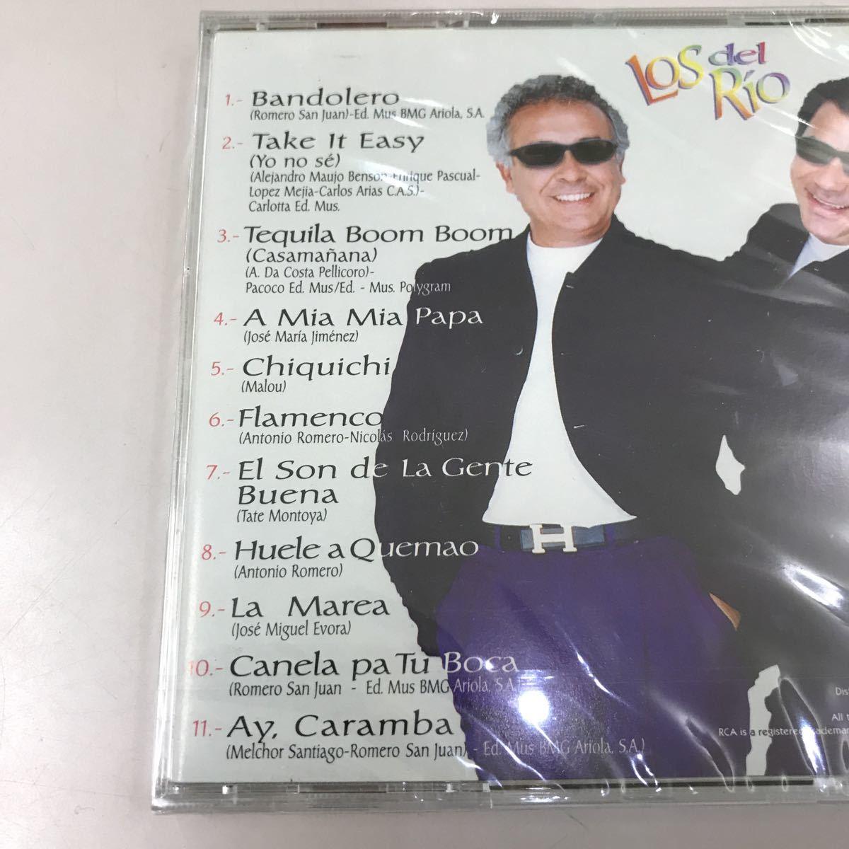 CD 輸入盤未開封【洋楽】長期保存品 os del io