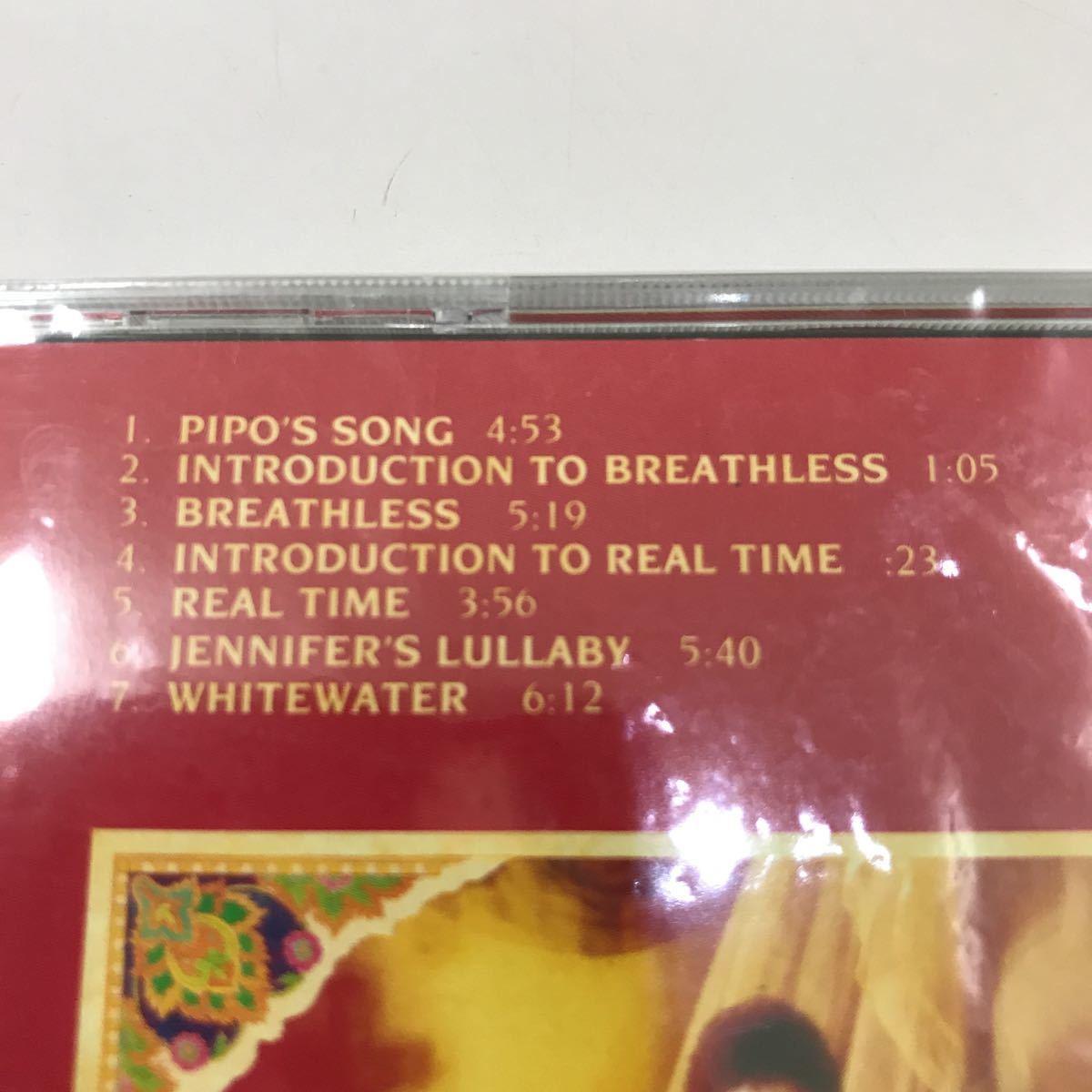 CD 輸入盤未開封【洋楽】長期保存品 SPYRO GYRA THRSS WISHES