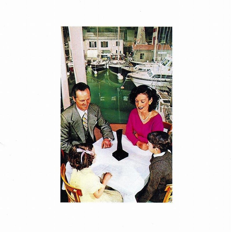 ◆◆LED ZEPPELIN◆PRESENCE レッド・ツェッペリン プレゼンス 76年作 国内リマスター盤 即決 送料込◆◆