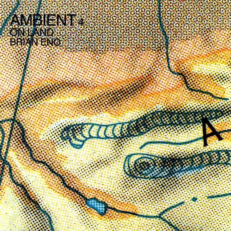 ◆◆BRIAN ENO◆AMBIENT 4 ON LAND ブライアン・イーノ アンビエント4 オン・ランド 即決 送料込◆◆