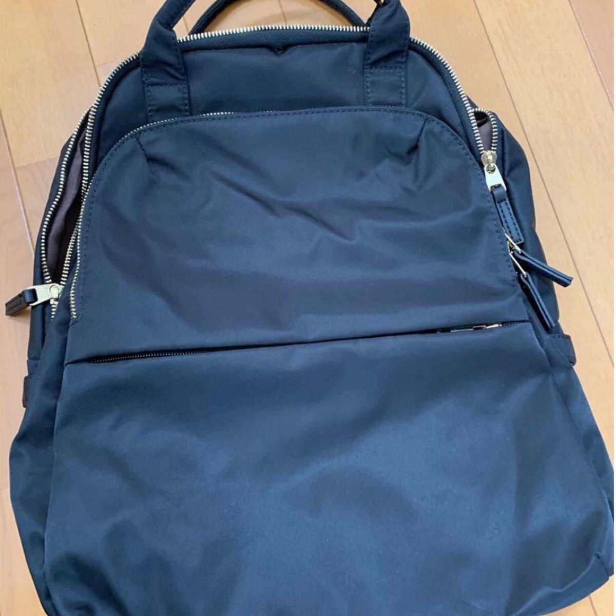 リュック リュックサック レディース マザーズバッグ  a4 大容量 軽量 通勤 旅行 ブラック