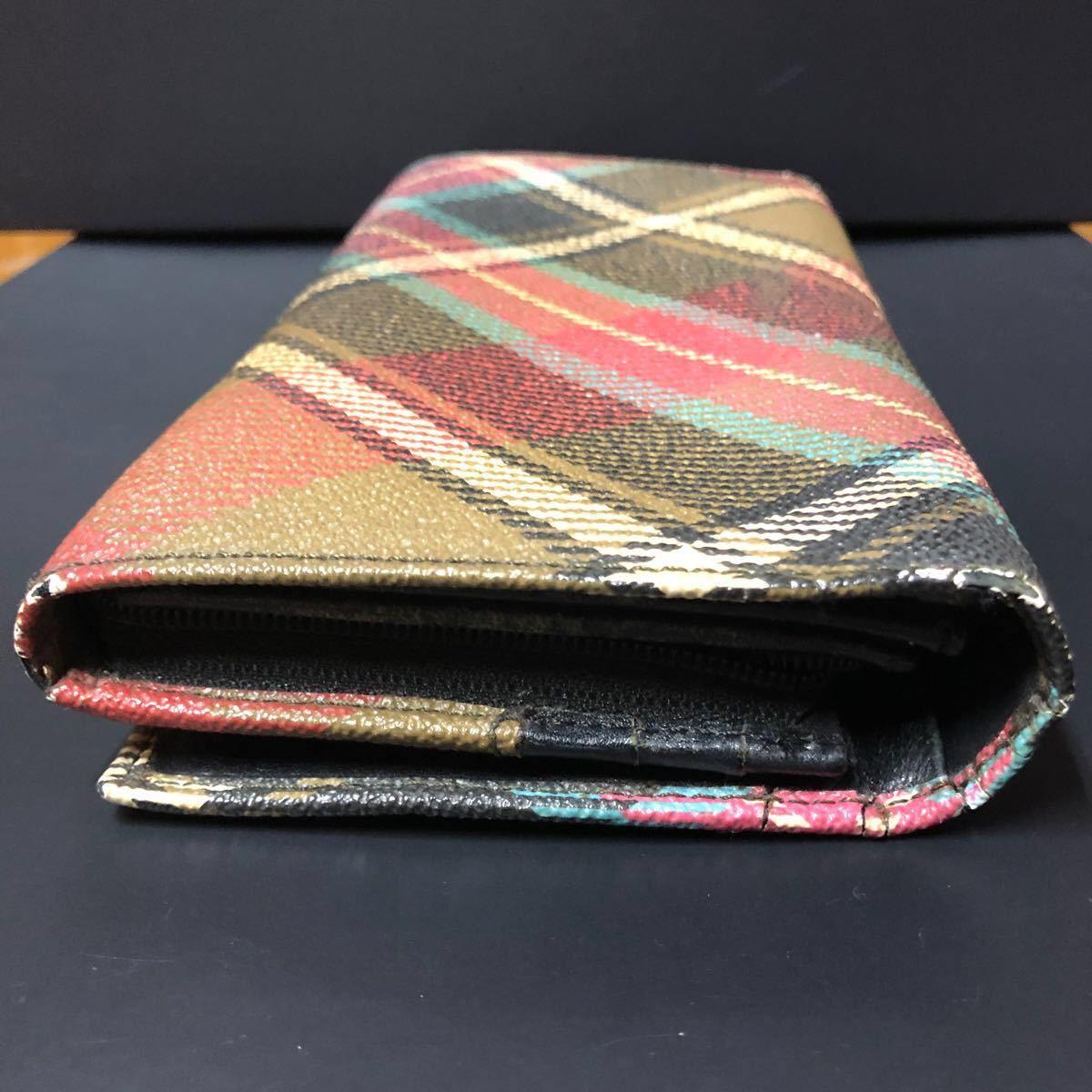 【値下げ】Vivienne Westwood ヴィヴィアンウエストウッド 長財布 財布