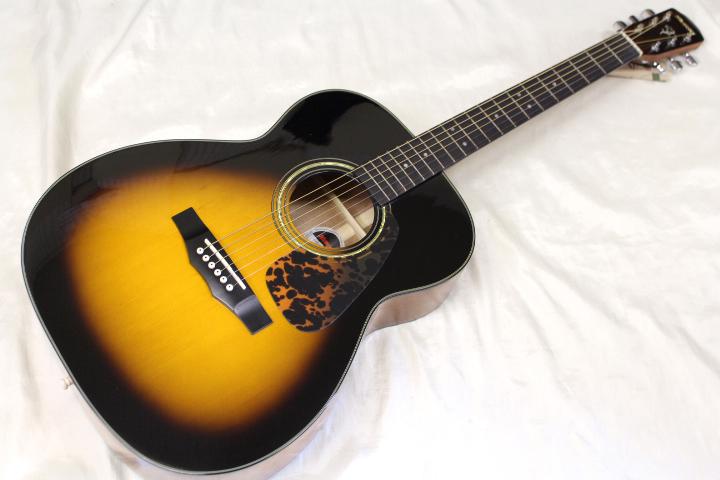 新品・在庫限り Morris(モーリス) / F-12Ⅱ TS アコースティックギター ※全国送料無料(一部地域は除きます。)_画像1
