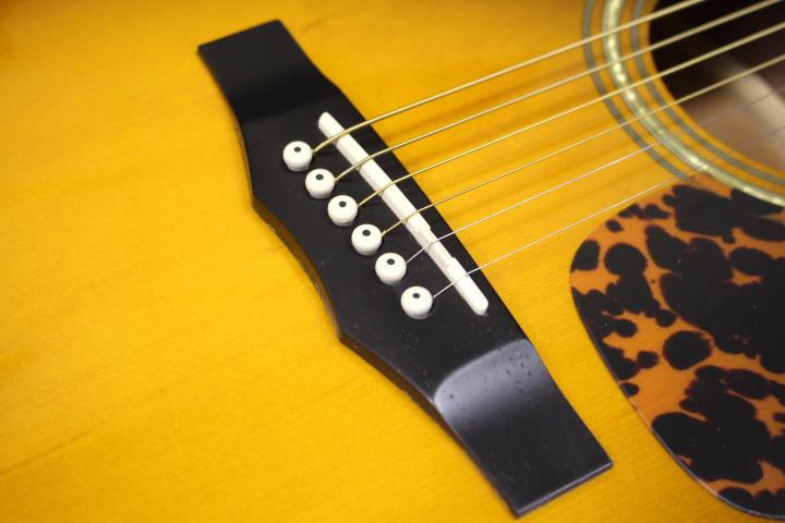 新品・在庫限り Morris(モーリス) / F-12Ⅱ TS アコースティックギター ※全国送料無料(一部地域は除きます。)_画像6