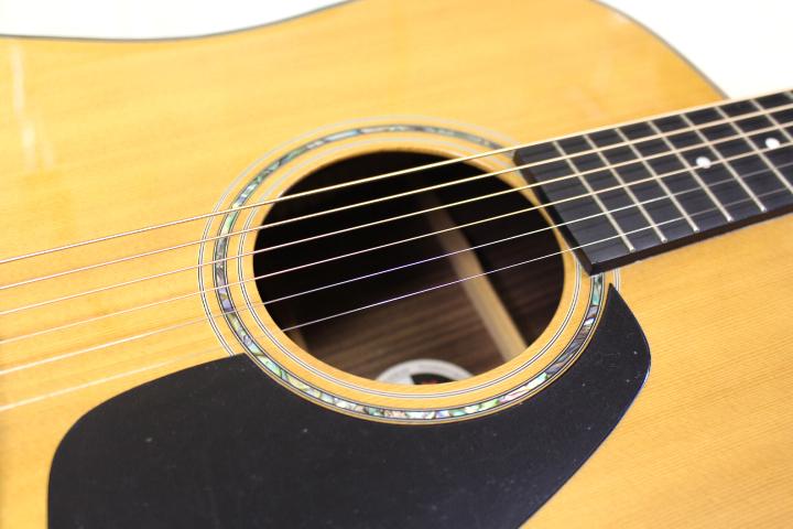 店頭展示品特価 Morris(モーリス) / M-51 NAT アコースティックギター おまけ付き!! ※全国送料無料(一部地域は除きます。)_画像6