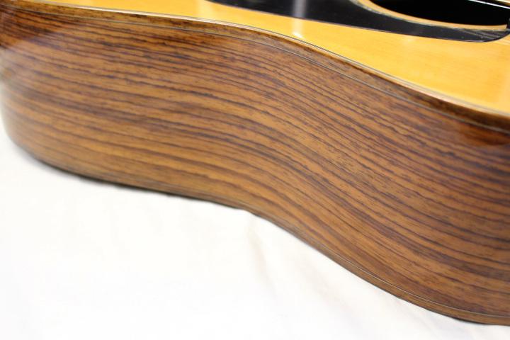 店頭展示品特価 Morris(モーリス) / M-51 NAT アコースティックギター おまけ付き!! ※全国送料無料(一部地域は除きます。)_画像8