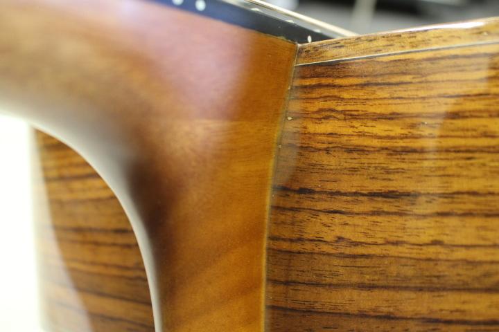 店頭展示品特価 Morris(モーリス) / M-51 NAT アコースティックギター おまけ付き!! ※全国送料無料(一部地域は除きます。)_画像10
