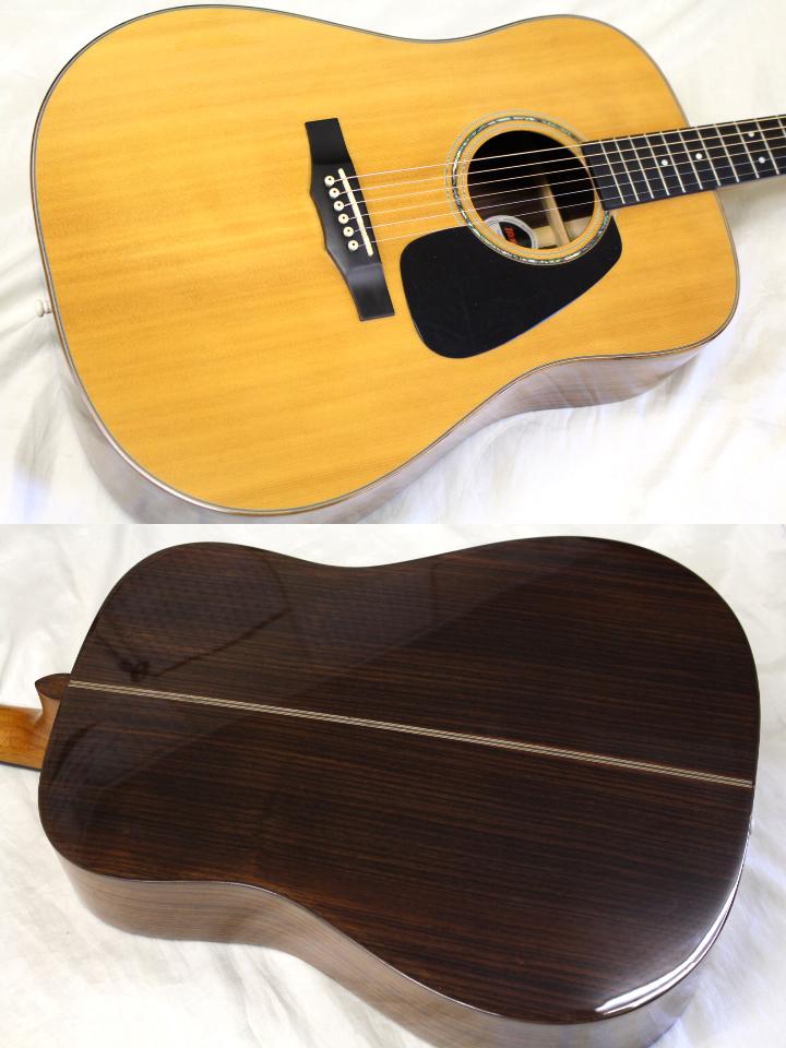 店頭展示品特価 Morris(モーリス) / M-51 NAT アコースティックギター おまけ付き!! ※全国送料無料(一部地域は除きます。)_画像2