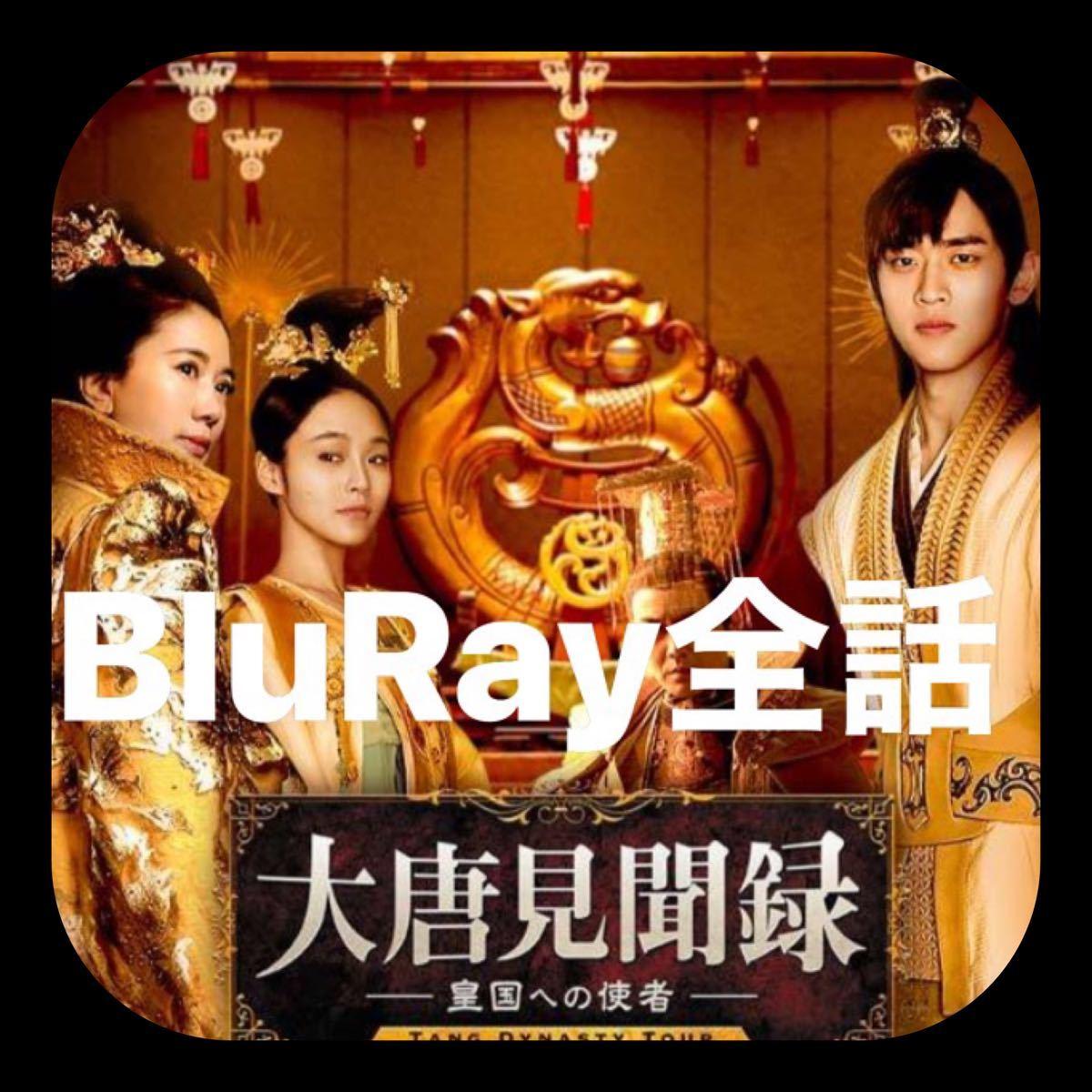 中国ドラマ 大唐見聞録 BluRay全話