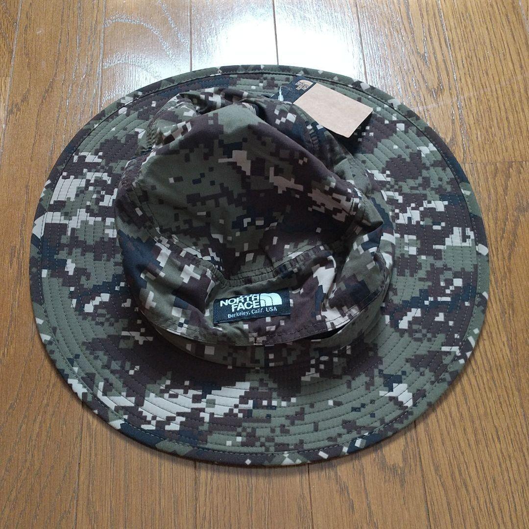 新品 THE NORTH FACE ノースフェイス 帽子 ノベルティ ホライズンハット L