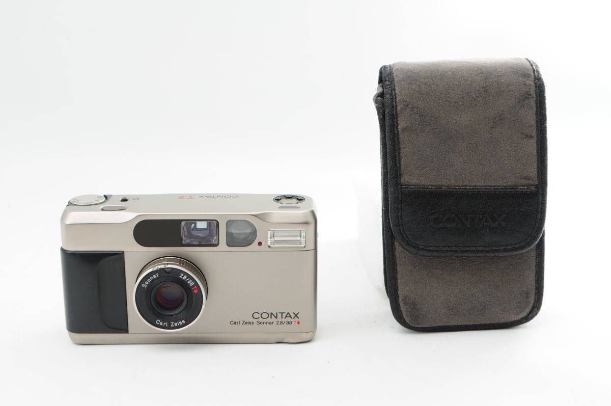 CONTAX コンタックス T2  (406 A0459)