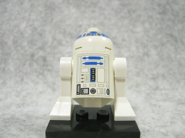 凸レゴ凸 ミニフィグ sw028 R2-D2 ◆スター・ウォーズ_画像1