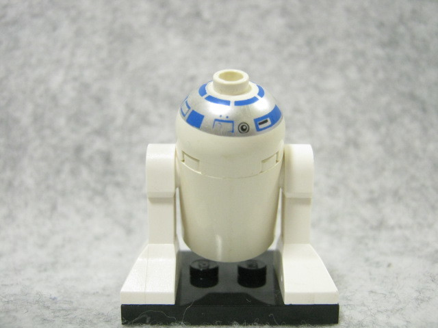 凸レゴ凸 ミニフィグ sw028 R2-D2 ◆スター・ウォーズ_画像2