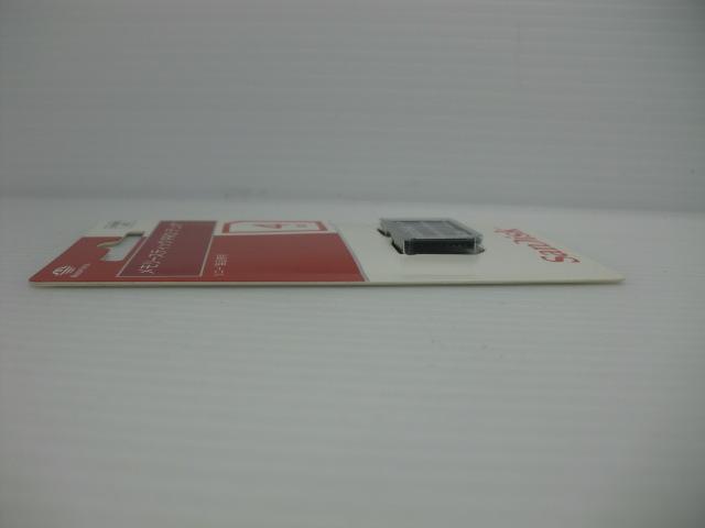 未使用・未開封品 メモリースティックプロデュオ 4GB SanDisk 送料63円 (ミニレター) memory stick pro duo_画像3