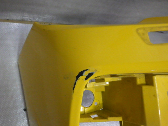 VAB VAG WRX STI S4 スバル 純正フロントバンパー_画像2