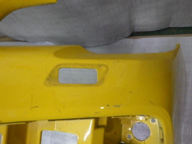VAB VAG WRX STI S4 スバル 純正フロントバンパー_画像6
