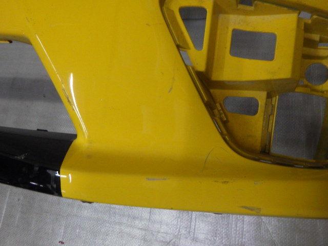 VAB VAG WRX STI S4 スバル 純正フロントバンパー_画像5