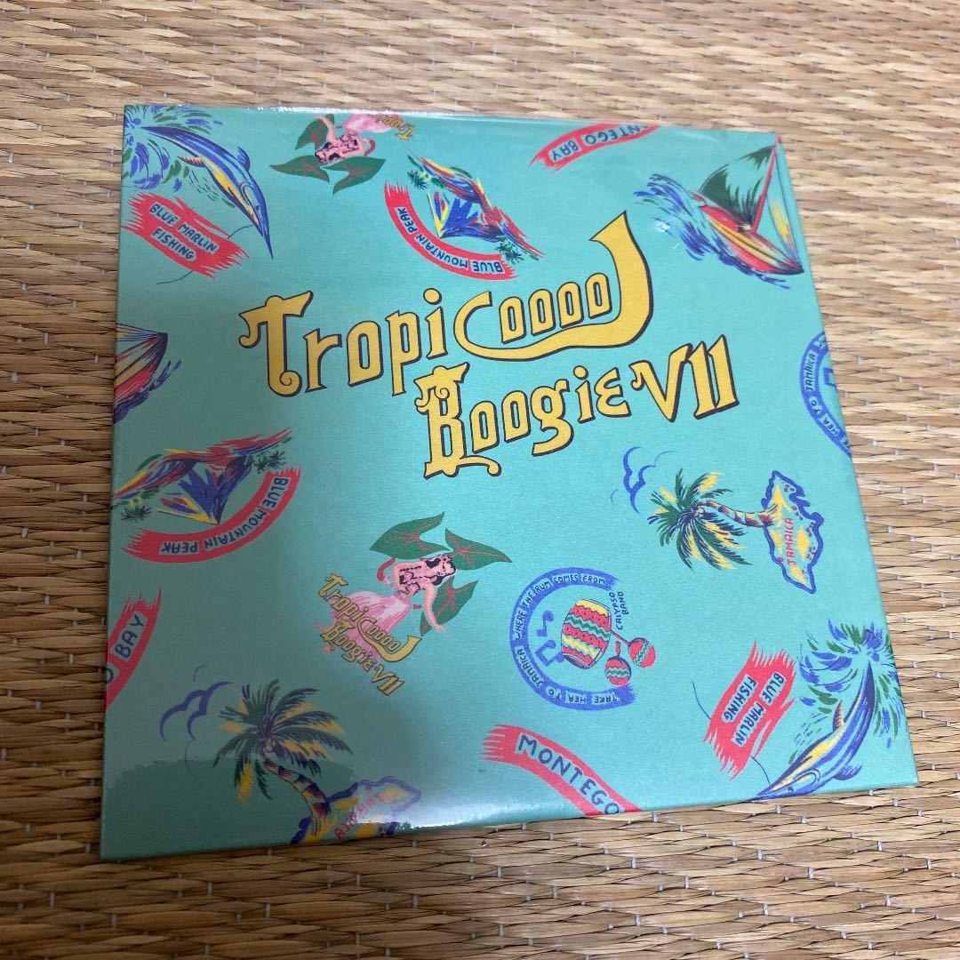 【DJ MURO】TROPICOOL BOOGIE VII【MIX CD】【廃盤】【送料無料】